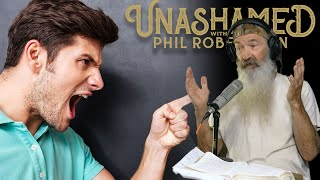 Phil Breaks Quarantine, the Guy Who Kept Cursing God, and Jase Shares Jesus with a Nurse | Ep 110