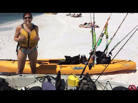 The TRUTH Of Paddle VS Pedal Kayaks For Fishing ! Part 2