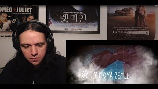 MOTANKA - Oy ty moya Zemle (Lyric) Reaction/ Review