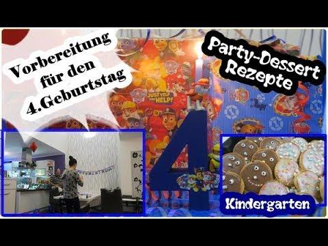 Schnelle Partydesserts/Leon wird 4/Fieber/Family VLOG/Mel´s Kanal