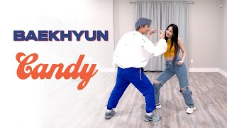 BAEKHYUN - 'Candy' Challenge Dance Cover | Ellen and Brian