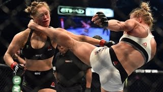 FUNNY Vine of Ronda Rousey knock out