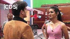 Priya Prakash Varrier H0T At Sridevi Bungalow Shooting With Arbaaz Khan