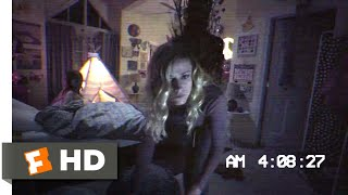 Paranormal Activity: The Ghost Dimension (2015) - The Darkness Scene (2/10) | Movieclips