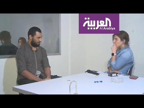 داعشي يتحدث لموفدة العربية عن وضع البغدادي  - نشر قبل 2 ساعة