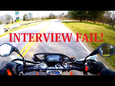 Riding around rural North Carolina + Prison School and Failed Job Interview