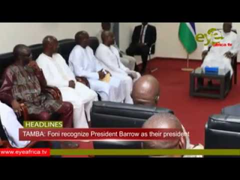 Gambia News Round Up 3/8/2017