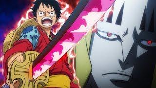 One Piece Folge 898 ZEIGT wie STARK Schwertkämpfer RUFFY ist...