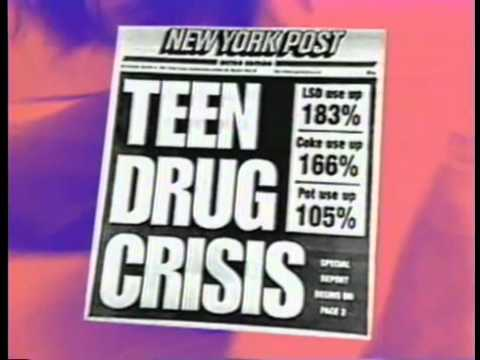 1996 Campaign Commercial - Bob Dole - Teen Drug Use