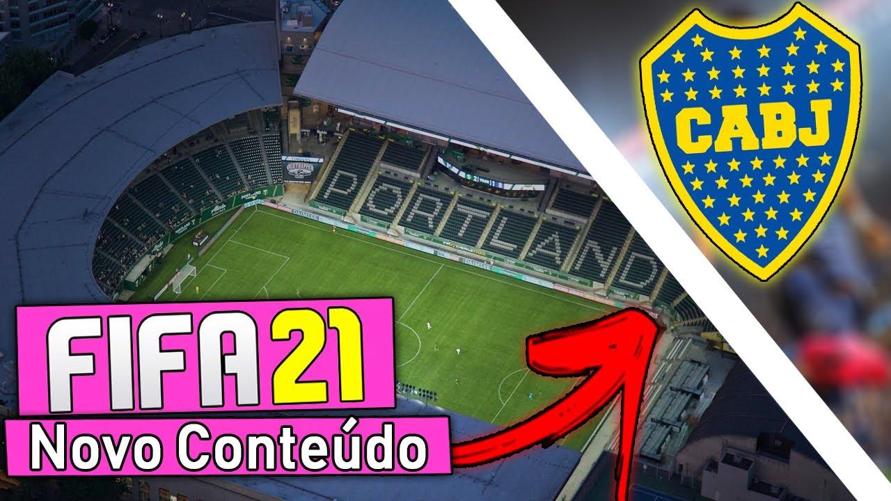 5 NOVIDADES CONFIRMADAS para o FIFA 21
