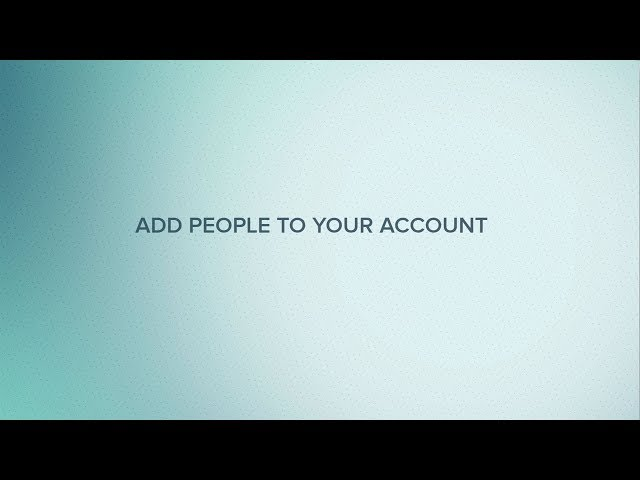 Cut Time How-To Tutorial: Add People to Your Account