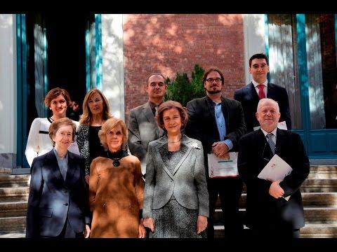 2015 Entrega de los Premios Iñigo Alvarez de Toledo de investigación en nefrología