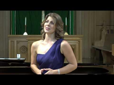 Marjorie Maltais, Mezzo-Soprano – Or la tromba – Rinaldo