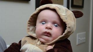 Смешные дети боятся игрушек. Сборник 2016 [NEW HD]