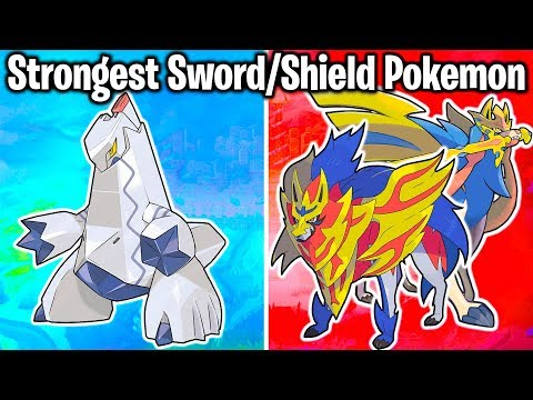 Top 20 STRONGEST SWORD & SHIELD POKEMON You NEED On Your Team!