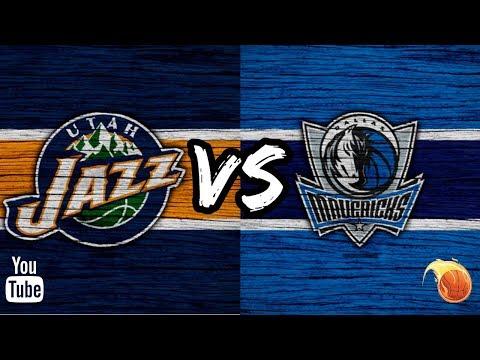 Utah Jazz vs Dallas Mavericks - Melhores Momentos 28.10.2018 NBA