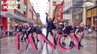 [K-POP IN PUBLIC] TWICE (트와이스) - FANCY Dance Cover by ABK Crew from Australia