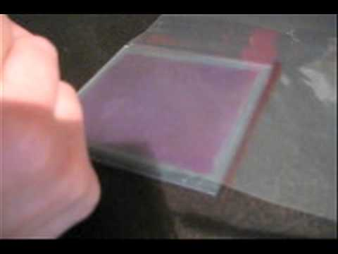 How To Build Your Own Dye-Sensitized Solar Cells