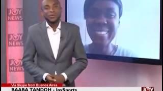 2018 Youth Olympics - The Pulse Sports on JoyNews (15-10-18)