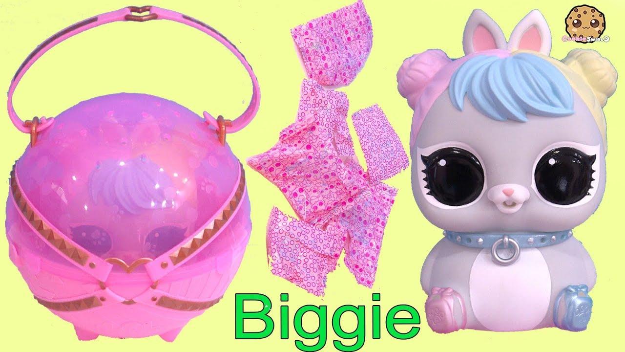 Big Mom Baby Lol Surprise Biggie Pets Eye Spy Blind Bags Youtube