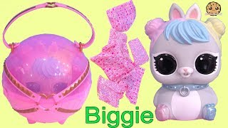 BIG Mom + Baby LOL Surprise Biggie PETS ! Eye Spy Blind Bags