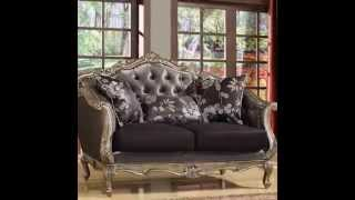 Luxury French Style Furniture Chantelle Collection By Acme