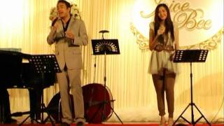 I Do ( Cherish You - 98º ) LIVE by Pam Lalita & Michael Sawatsewi
