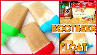 Diy Summer Popsicle Recipe | Rootbeer Float Popsicles | Taste Test | Sensational Finds