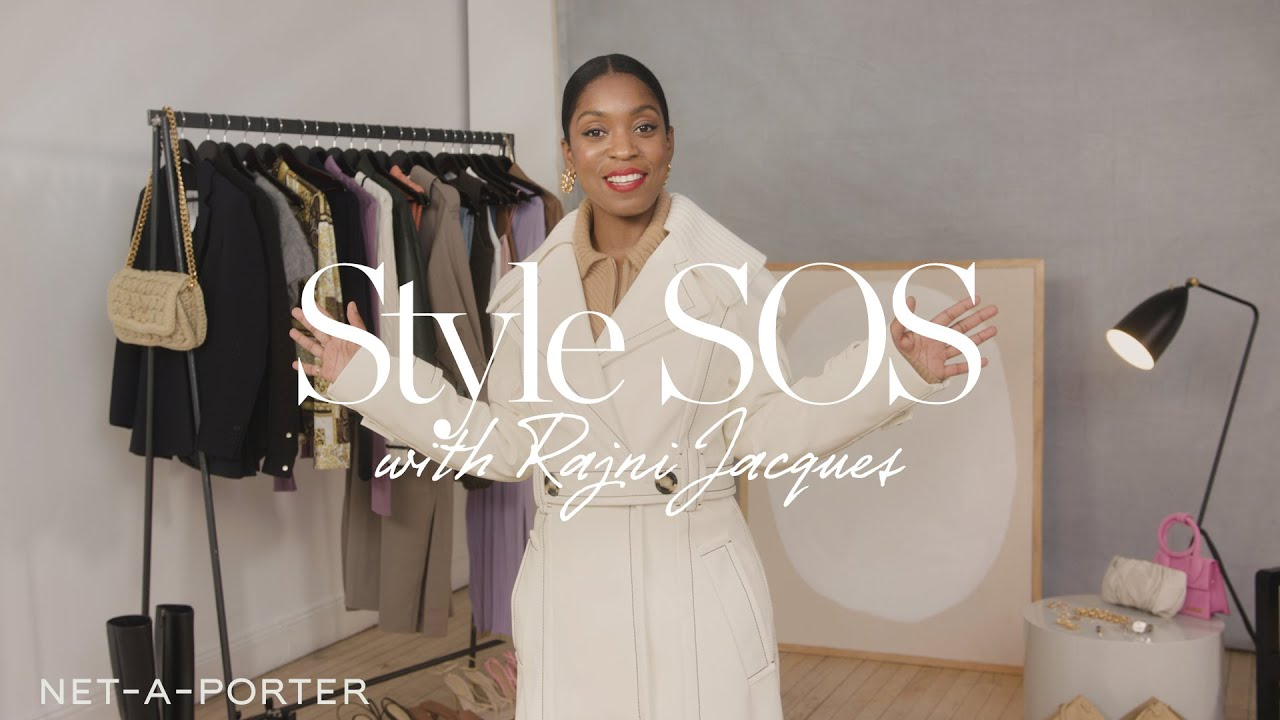 Style SOS: How to transition your wardrobe to spring | NET-A-PORTER