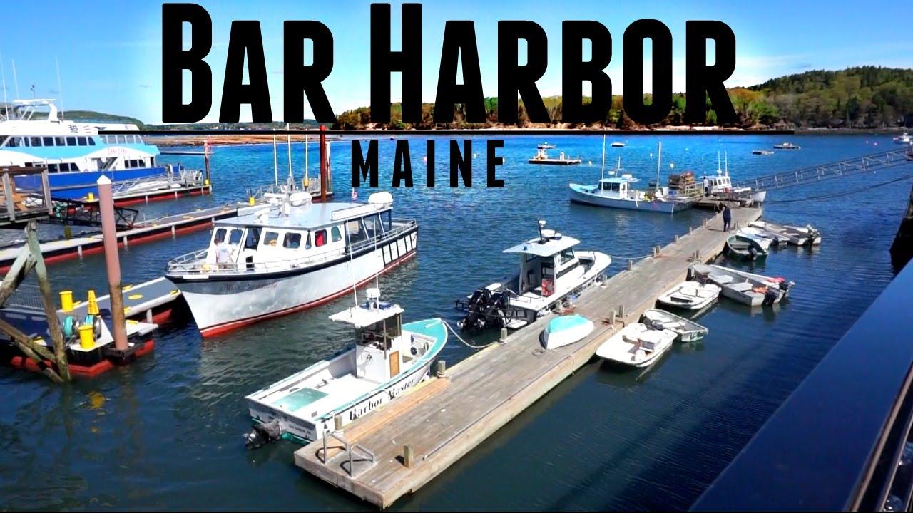 gay bar in bar harbor maine