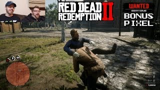 Bonus Pixel: Red Dead 2 Rampage
