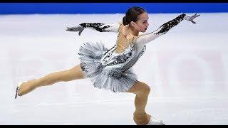 Лезвия Алины Загитовой сделаны из металла для истребителей! Плюс сравнение с коньками Медведевой