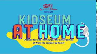 Kidseum Virtual Art Instruction: Tie Die Mandalas