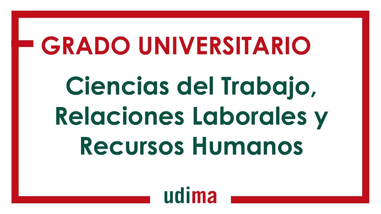 Tipos de grados academicos en espana
