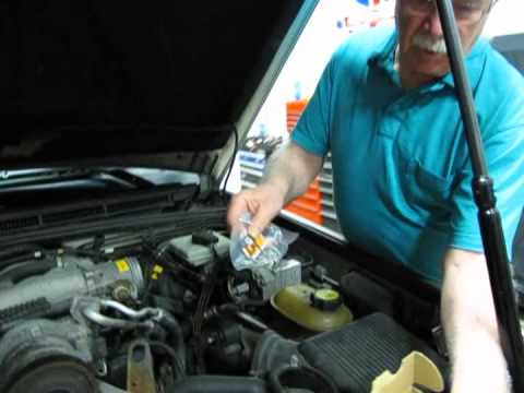 Land Rover Discovery II Cooling System Tour - YouTube