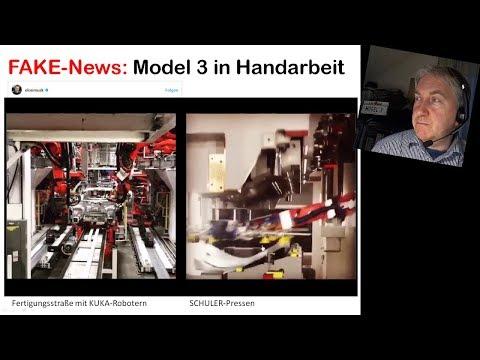 Tesla FAKE-News (NEWS KW41/2017) | evs30