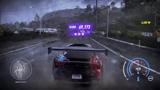 Need for Speed™ Heat Drift Zone Watch Out For Traffic