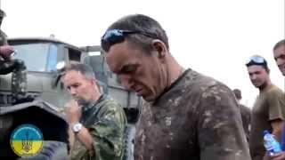 16 08 2014 УКРАИНА  ВОЙНА ПРОТИВ РОССИИ  Донецк, Луганск, АТО, Юго восток 36