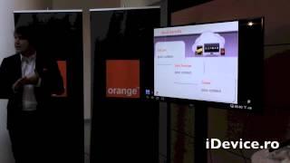 Orange Cloud - prezentare Orange Romania | iDevice.ro