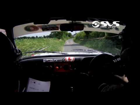 2016 Circuit of Munster Rally - Ian Ryan & Shane Griffin - Stage 4