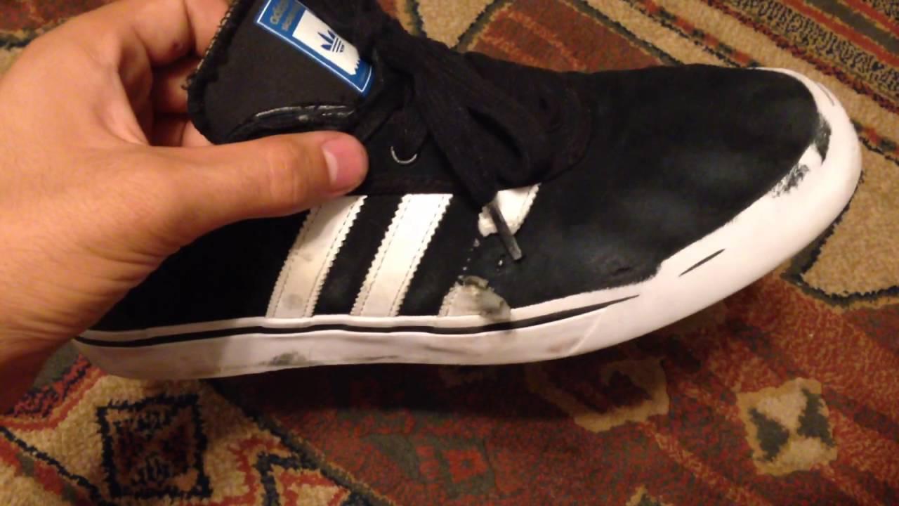 diseño de calidad comprando ahora seleccione para el último Skate Shoe Review(Skated) Adidas Adi-ease - YouTube