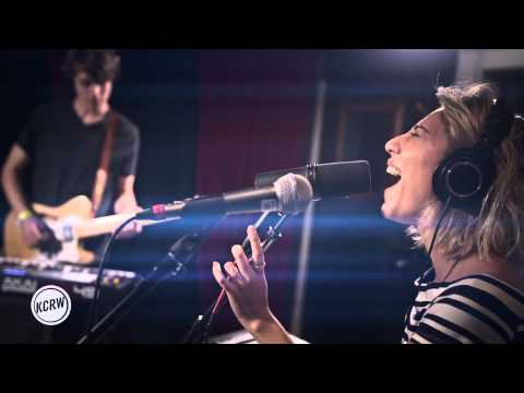 """Download Tei Shi performing """"Bassically"""" Live on KCRW from The Village Mp4 baru"""