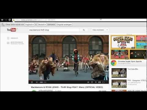 Youtube Videos im MP3 Format downloaden