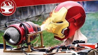 Jet Engine vs IRON MAN! (MAKE IT BREAK)