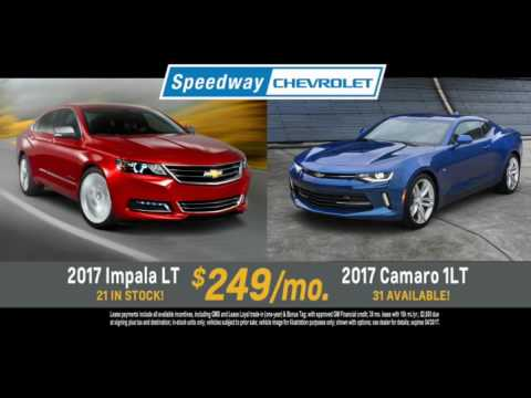 Andy Mohr Speedway Chevrolet   April 2017 TV Commercial   Indianapolis,  Indiana