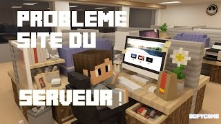 RECRUTEMENT SERVER I BESOINS D'AIDE !