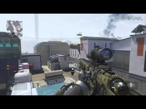 2 KILLS 1 BULLET. SNIPER MONTAGE. COLLATERAL DAMAGE.