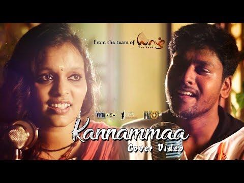 Kannamma - Cover Video | Kaala (Tamil) | Rajinikanth | Pa Ranjith | Santhosh Narayanan
