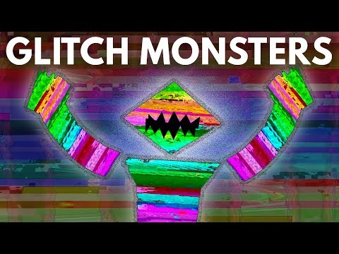 The Truth About The Glitch Monsters