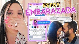 ESTOY EMBARAZADA!🤰 BROMA CRUEL A MI ESPOSO! SE VOLVIÓ LOCO 😱 | Camila Guiribitey